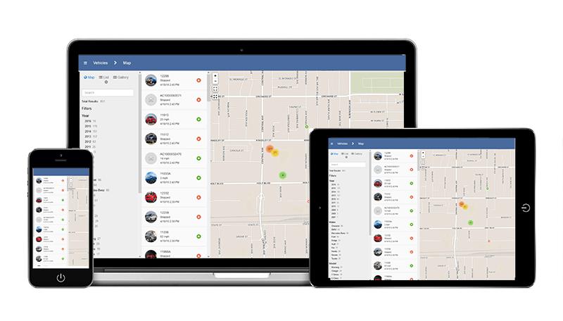 GPS Mobile App - CDS